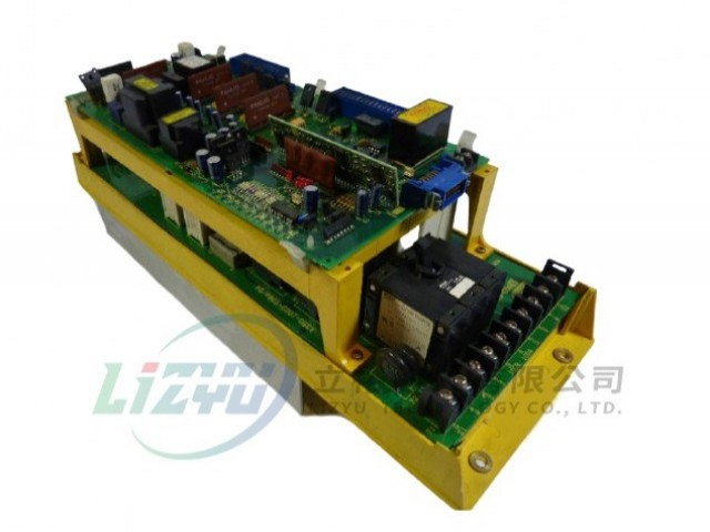 FANUC  A60B-6058-H011 Nr.F1 伺服驅動器維修