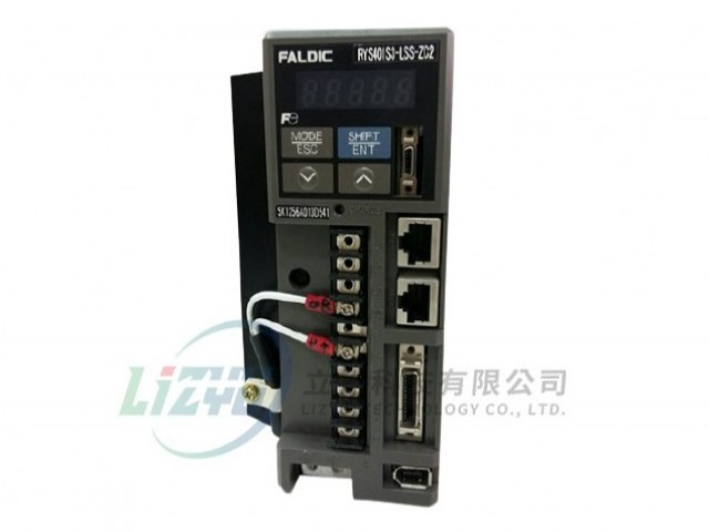 FUJI RYS4OIS3-LSS-ZC2 伺服驅動器維修