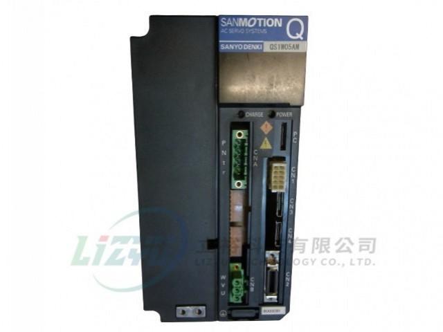 SANYO DENKI  QS1WO5AM 伺服驅動器維修