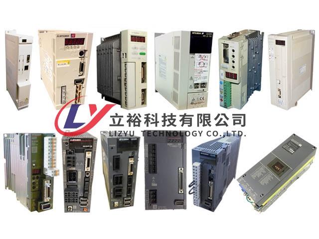 立裕科技 三菱 伺服驅動器 MR-J2S-100A 維修測試 影片